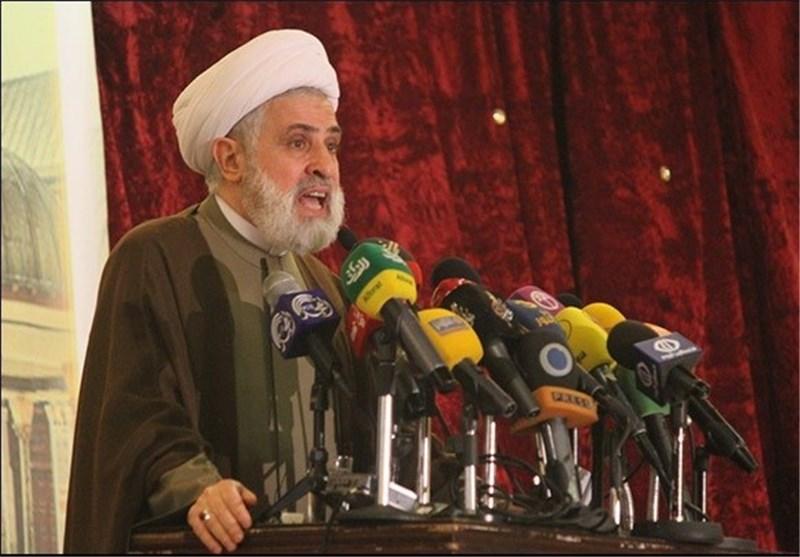 نعیم قاسم : حزب الله مشکلة لـ«اسرائیل» وللتکفیریین ولأمریکا