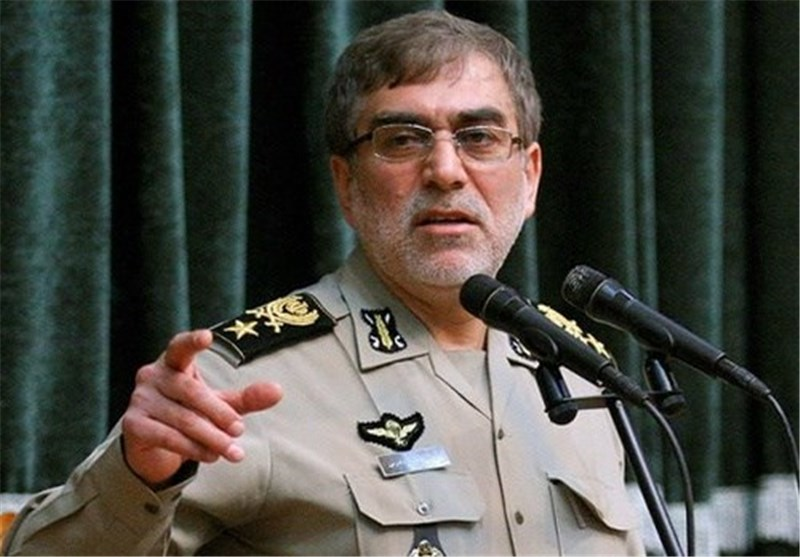 Iranian Armed Forces Monitoring All Threats in Region: Commander