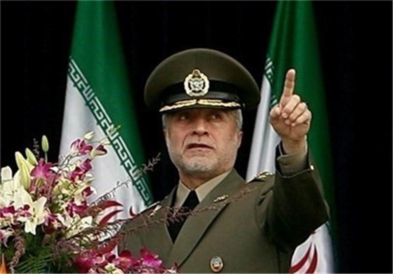 القائد العام للجیش : القرارات والمزاعم الاوروبیة عربدة سیاسیة