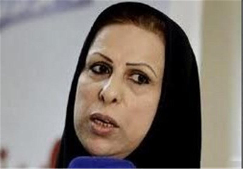 البرلمانية العراقية عالية نصيف