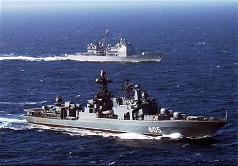 Dozen Ships, Aircraft to Take Part in Russian-Chinese Military Exercise on Baltic Sea