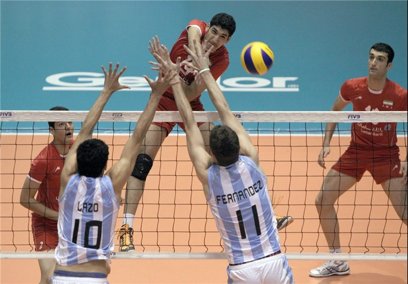 Iran Defeats India at Asian Youth Boys Volleyball Championship
