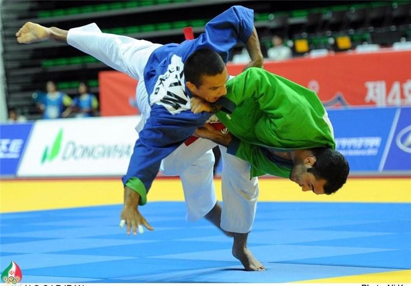 2 تیم از ایران در مسابقات جهانی کوراش شرکت میکنند