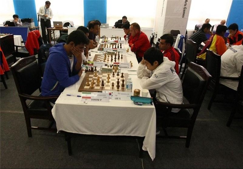 نماینده قم در رده چهارم شطرنج کشور ایستاد