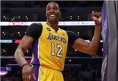 لیگ NBA| بازگشت هاوارد به لیکرز