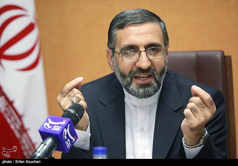 حضور غلامحسین اسماعیلی رئیس سازمان زندان های کل کشور در خبرگزاری تسنیم