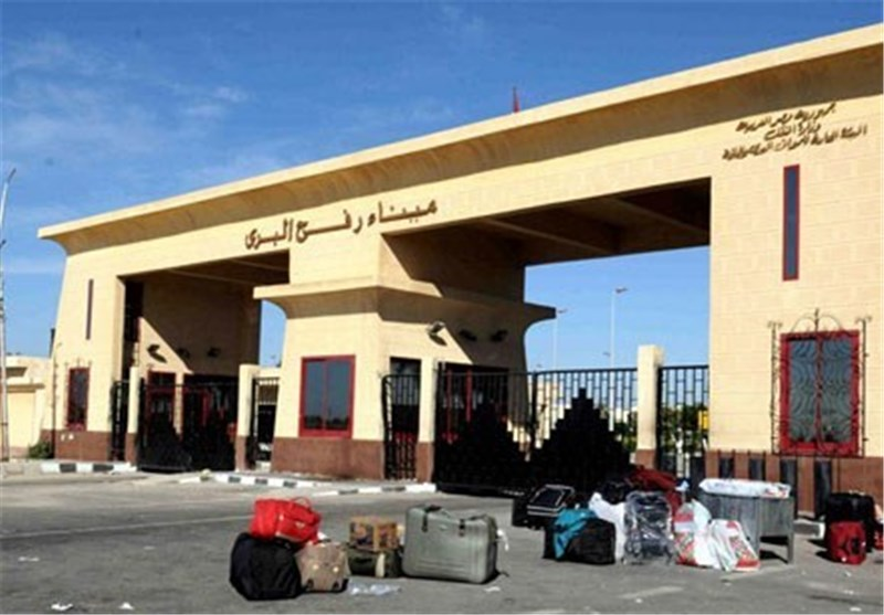 Egypt to Reopen Rafah Terminal for 3 Days from Tuesday