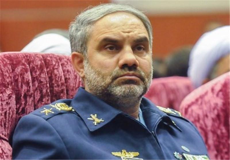 امیر شاه صفی فرمانده نیروی هوایی ارتش