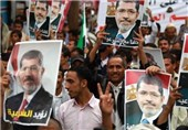 Rallies Staged in Egypt in Protest at Mursi's Jail Sentence
