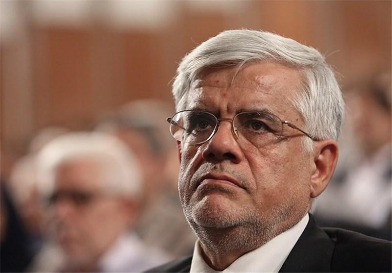 عارف: کاهش قیمت نفت توفیق اجباری دولت برای اقتصاد بدون نفت است