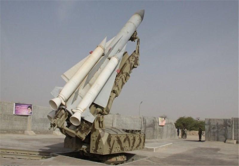 Iran Displays Optimized S-200 Air Defense System