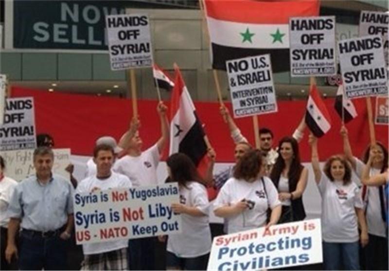 تظاهرات امریکا