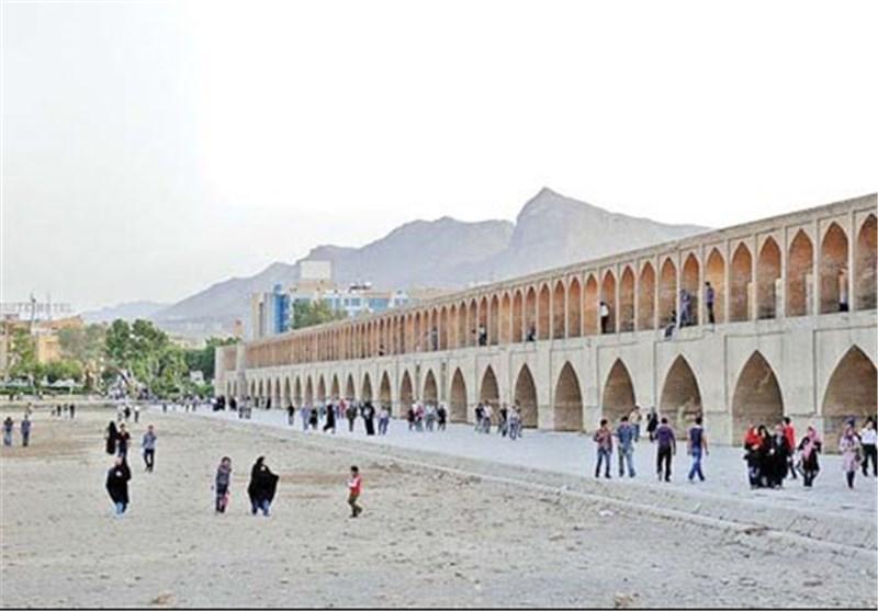 زاینده رود خشک اصفهان