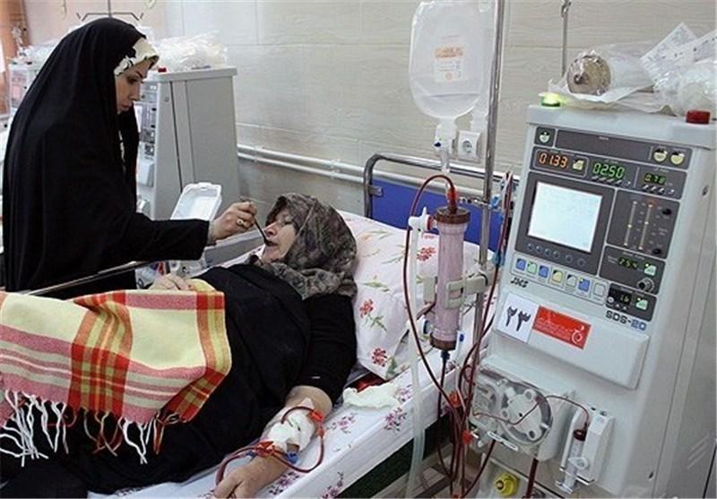 2 دستگاه همودیالیز به بیمارستان شهید مدرس(ره) کاشمر اهدا شد