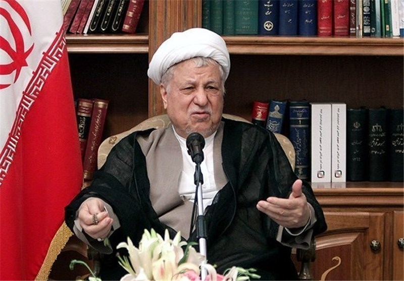 Rafsanjani Terms US Anti-Iran Sanctions as Diplomatic Imprudence