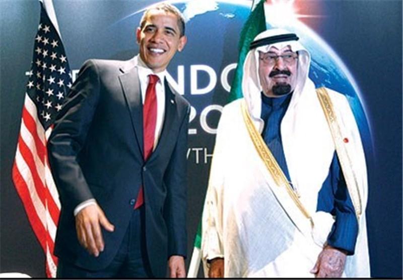 أوباما یبحث مع العاهل السعودی ملف إیران واوضاع المنطقة