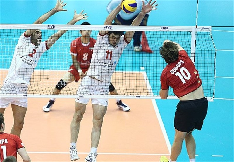 Russian Volleyball Federation Invites Iran for Friendly Games