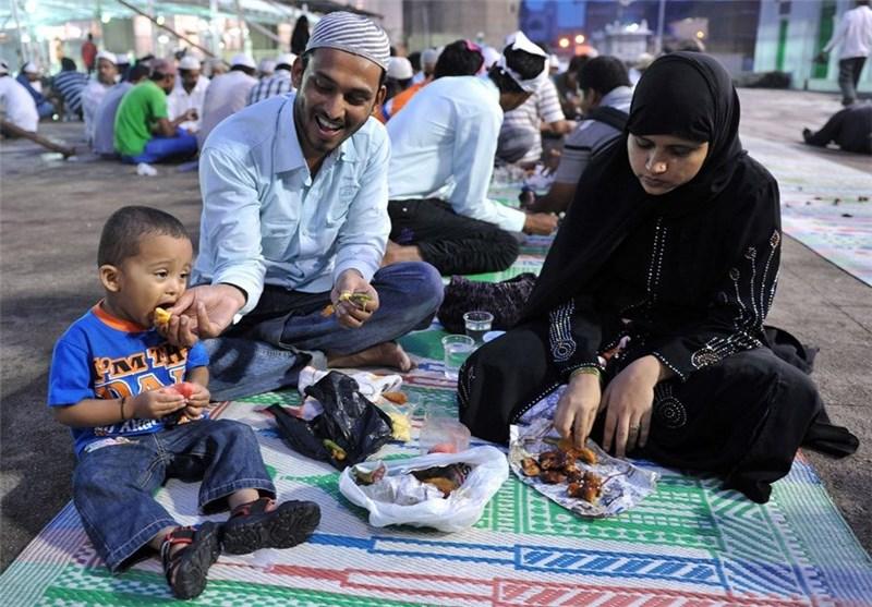 رمضان در جوان