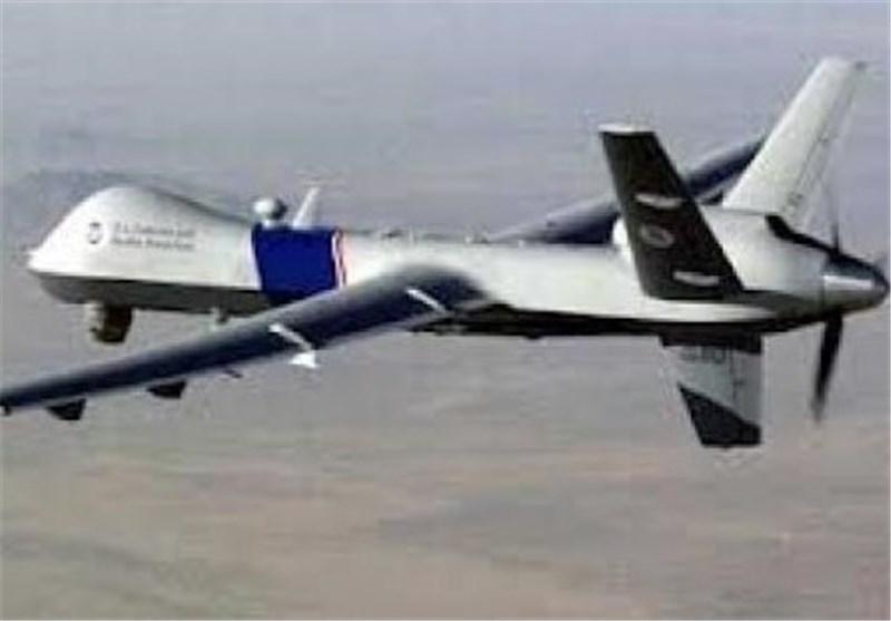 تحطم طائرة تجسس صهیونیة جنوب قطاع غزة