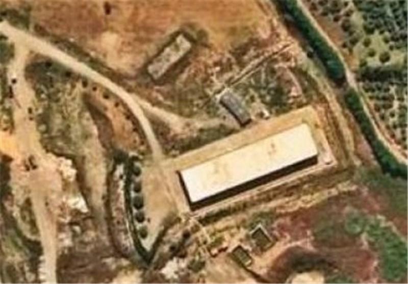 اسرائيل تقصف صواريخ ياخنوت في اللاذقية