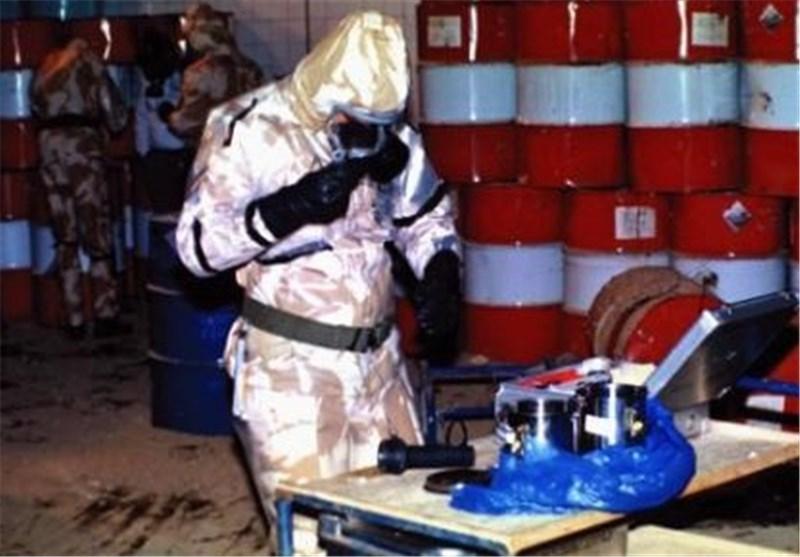کیمیائی مواد شام منتقل کرنے میں سعودی عرب کا عمل دخل