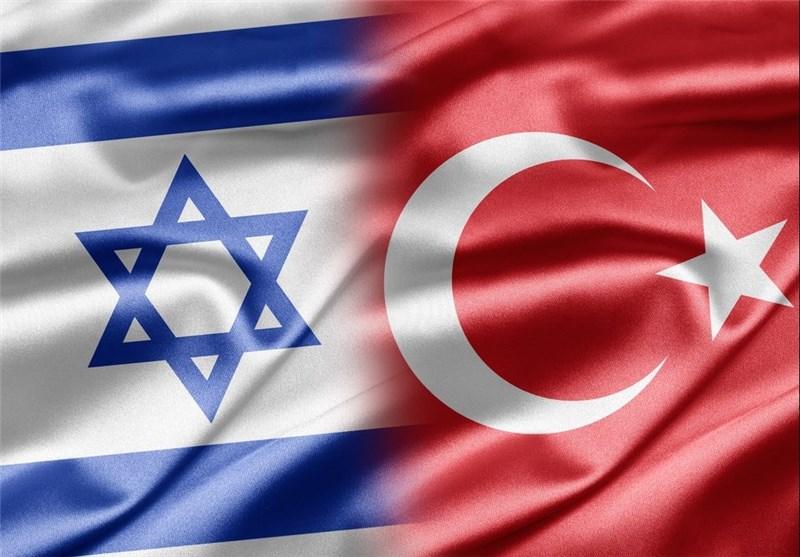 اسرائیل ترکیه