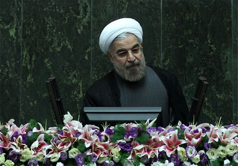Iran's New President Takes Oath of Office