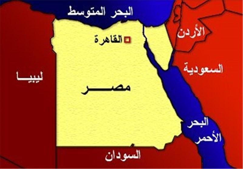خارطة مصر