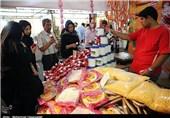 نمایشگاه ضیافت همدان تا 29 خردادماه پذیرای بازدیدکنندگان است