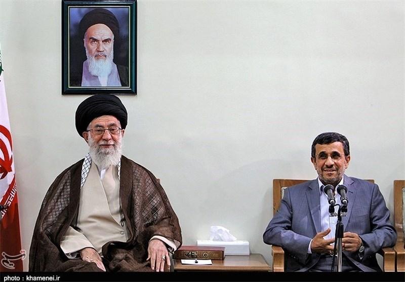 رئیس الجمهوریة : سنکون رهن إشارة القائد لإسداء الخدمة للثورة والوطن مهما کانت الظروف