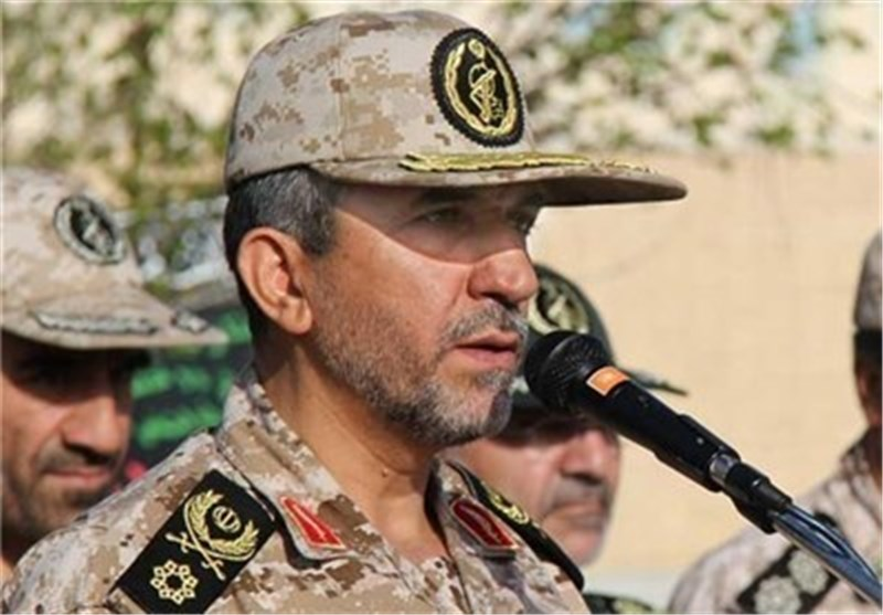 Commander Hails IRGC Ground Force Achievements