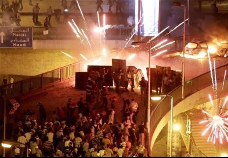 Dozens Injured as Pro-Mursi Protesters, Police Clash in Cairo