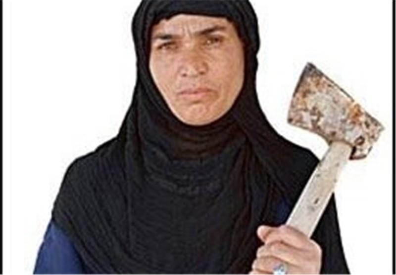 من هی السیدة التی واجهت أزلام صدام بطبر وقتلت واحدا منهم وأسرت آخر ؟!!
