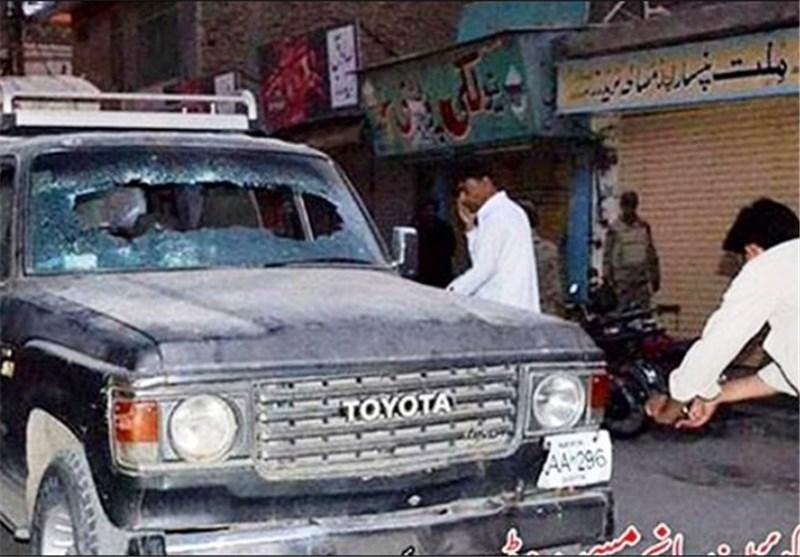کشته شدن چهار تروریست بر اثر انفجار خودروی بمبگذاری شده در سینا