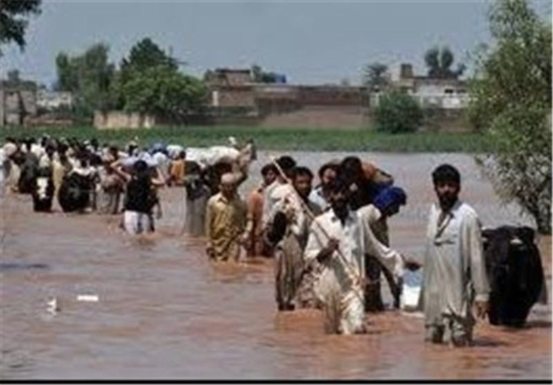 فیضانات الهند