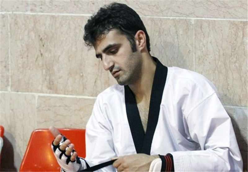 Hajizavareh Claims Iran's 11th Gold Medal in Asian Games