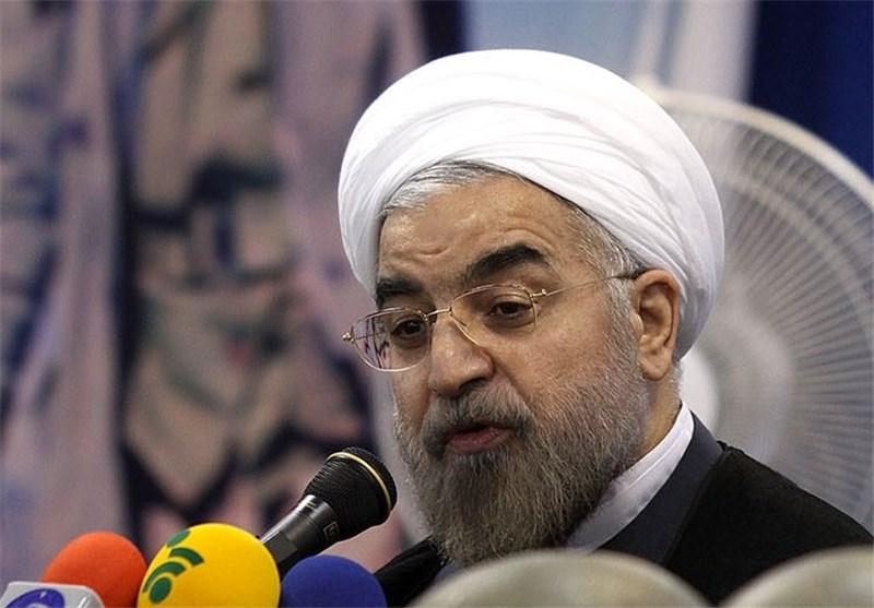 حسن روحانی رئیسجمهور