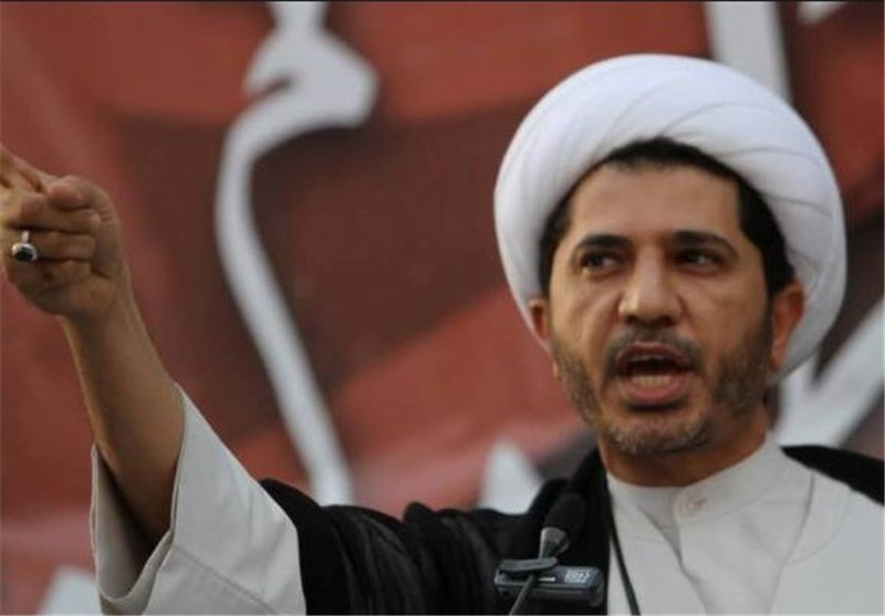 الشيخ علي سلمان