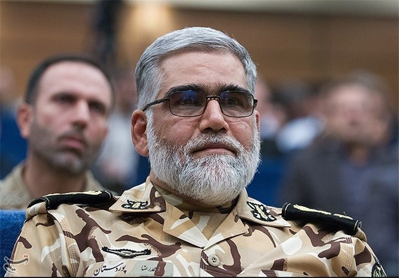 Iranian Army Ground Force to Increase Range of Missiles
