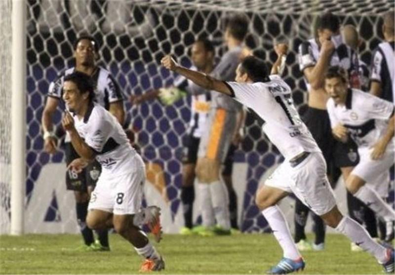 شکست اتلتکو مینیرو برابر المپیای پاراگوئه