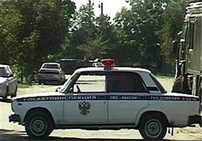 4 شبهنظامی در درگیری با پلیس روسیه کشته شدند
