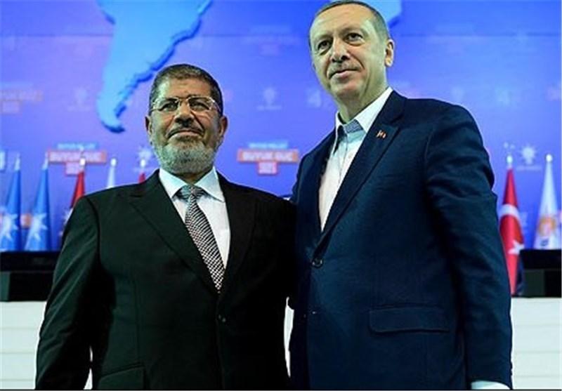 واکنش اردوغان به فوت محمد مرسی