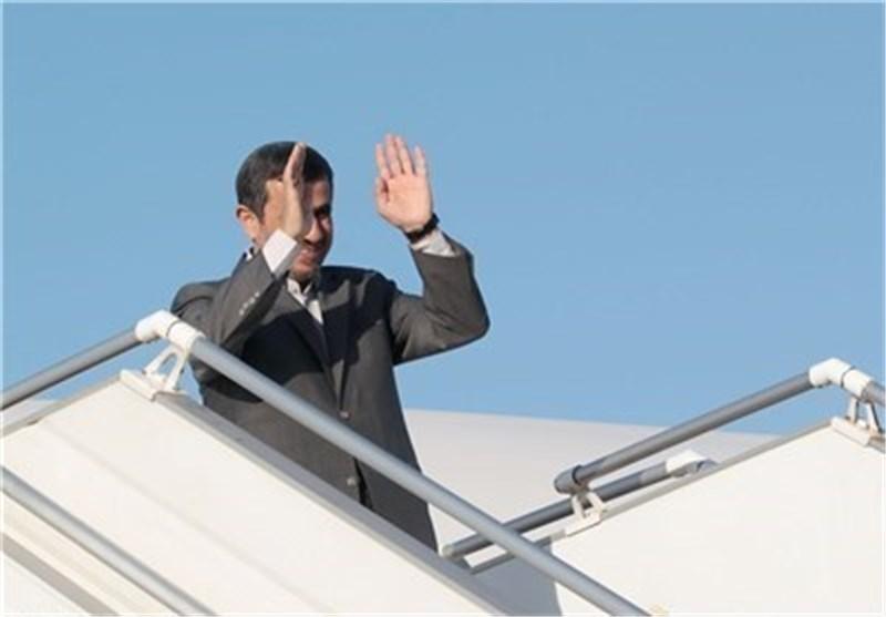 نیویورک بیشترین مقصد سفرهای خارجی احمدینژاد در دولت نهم/ اروپا حائز کمترین سفر + نمودار