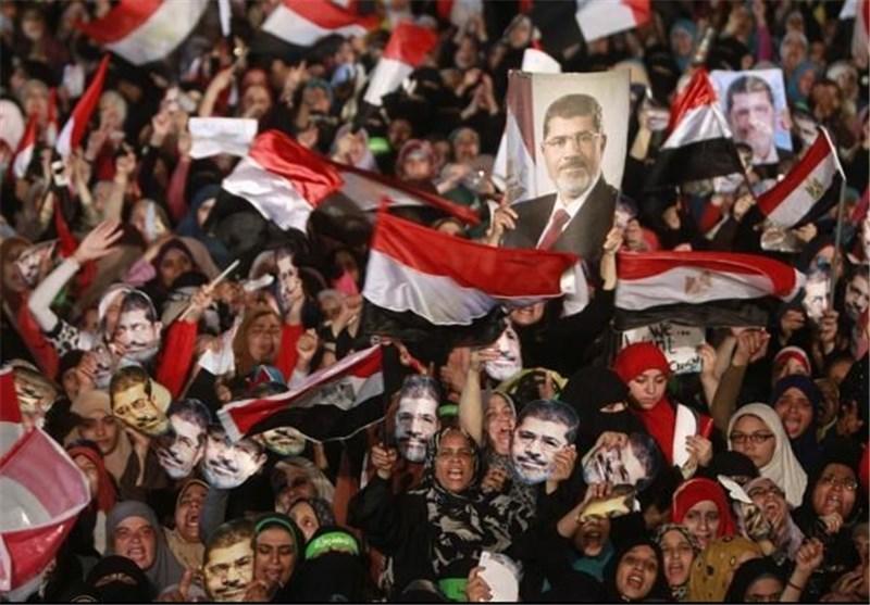 دادستانی مصر دستور حبس 22 نفر از هواداران مرسی را صادر کرد