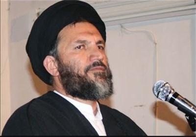 حجت السلام سید شرف الدین ملک حسینی