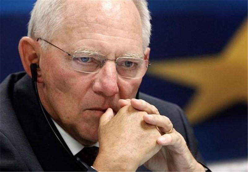 وزیر دارایی آلمان