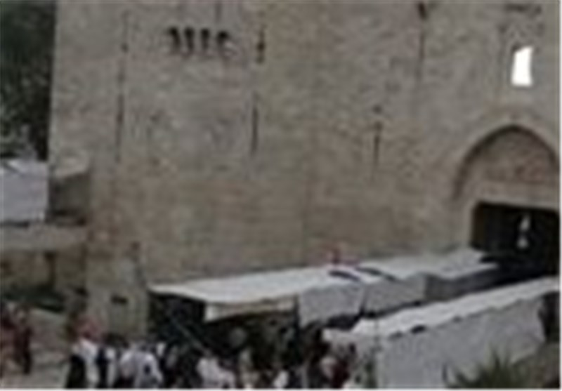 بوابة المسجد الاقصى