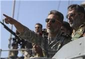 """برخورد شدید ناوهای نداجا با حمله 7 قایق دزدان دریایی/ """"ناو نقدی"""" به ناو ائتلاف هشدار داد"""