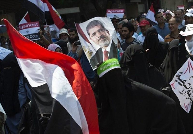 قطر خواستار آزادی مرسی شد