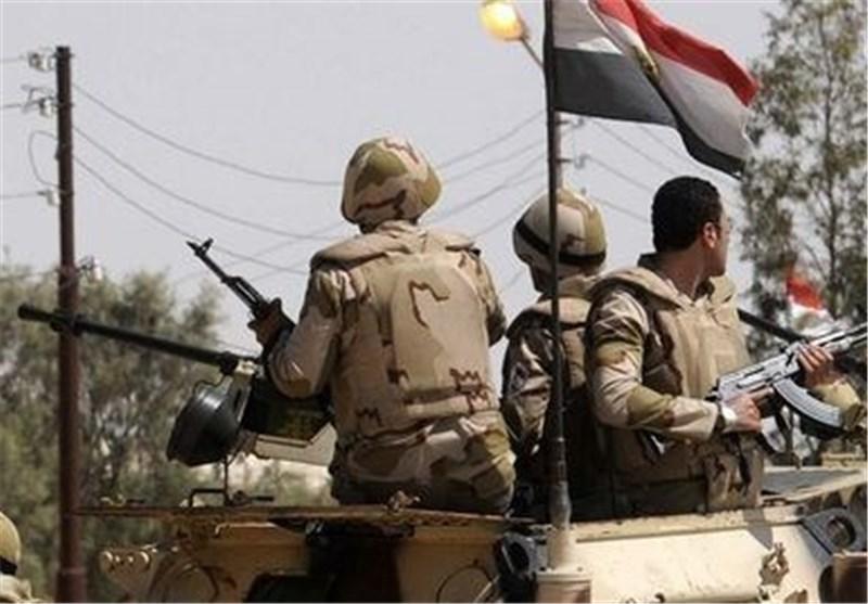 افراد مسلح یک سرباز مصری را کشتند